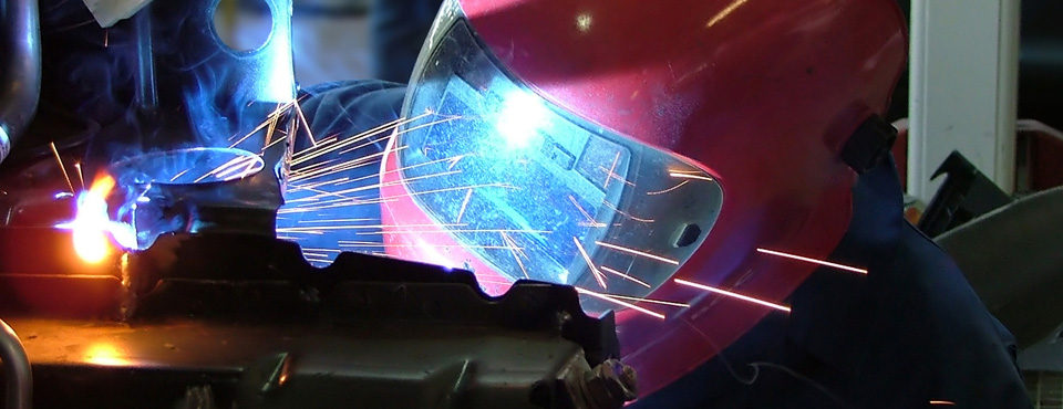 Welding Services St Paul Minneapolis Area