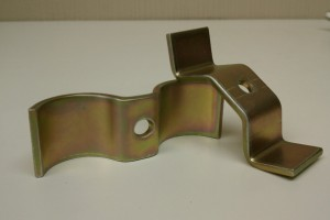 Brass Machined And Formed